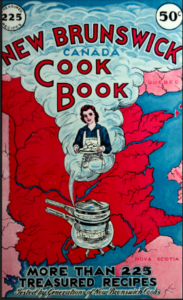 New Brunswick Canada Cook Book